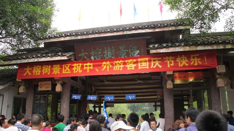 """Grand Banyan Tree"" Scenic Areas (大 榕 樹 景 區 )"