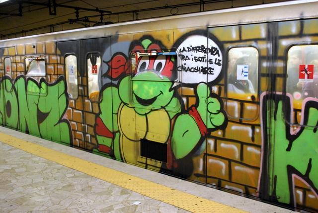 Turtle train