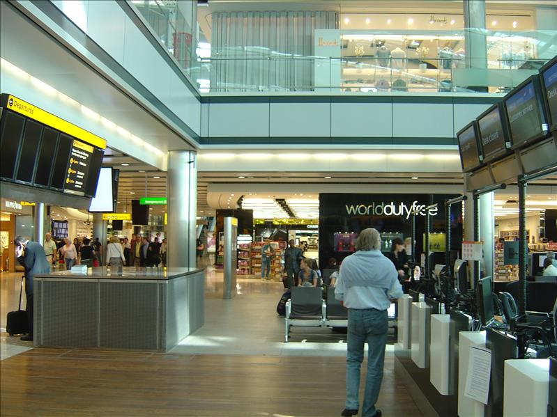 Heathrow Airport of London