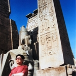Luxor, Egypt, Dec 2002