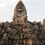 Angkor Wat- najbardziej wewnętrzna z 3 części