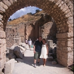Archway at Ephesus