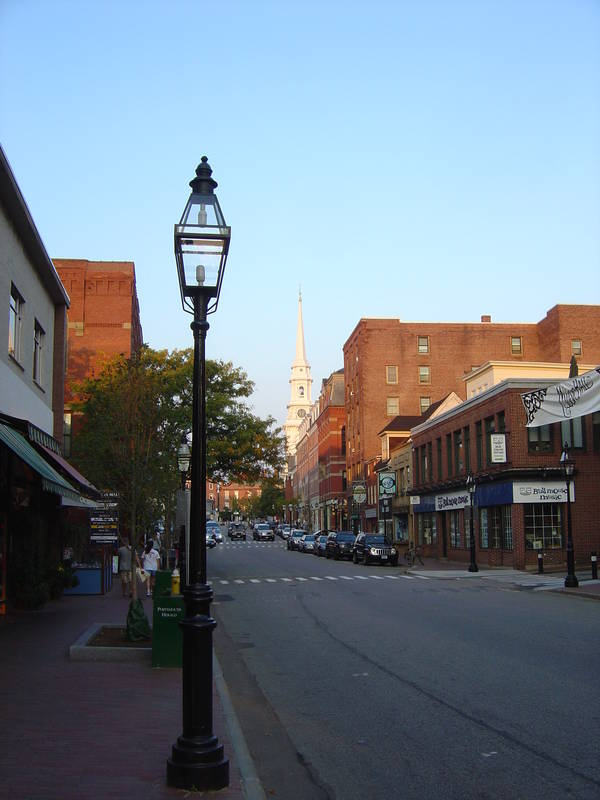 Downtown Portsmouth