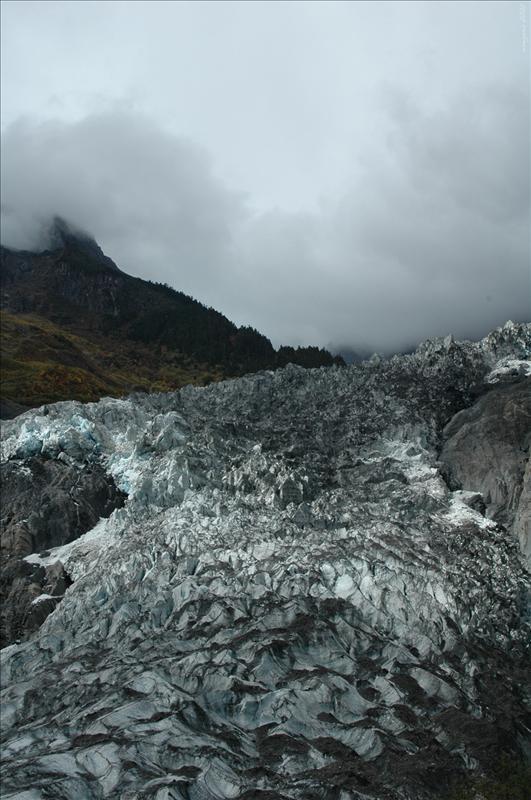 Mingyong Glacier 明永冰川