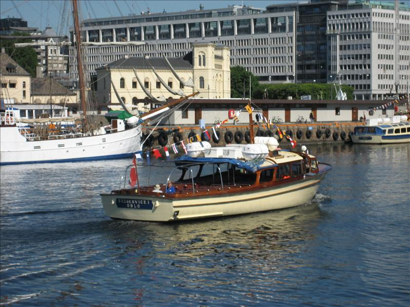 minicruise sightseeing boat