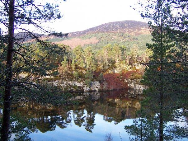 GLEN AFFRIC, JAN 2007