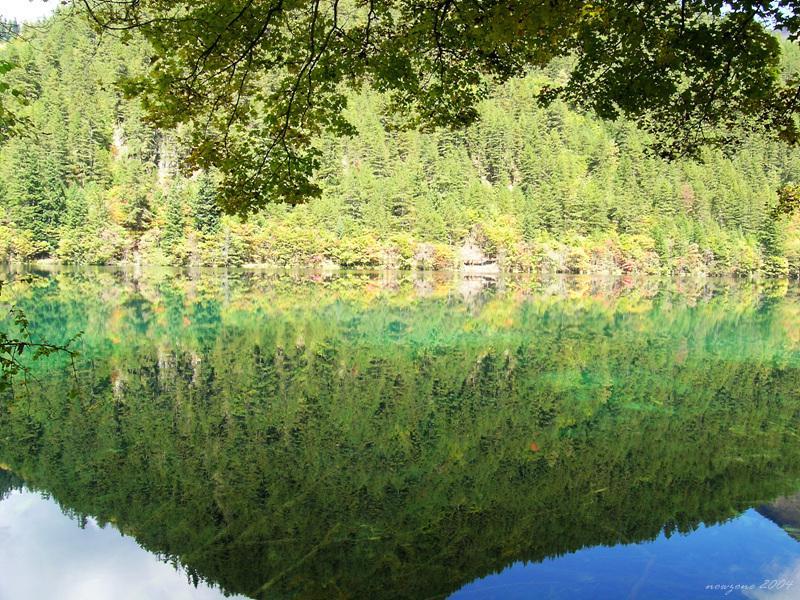 Mirror Lake (Jìng Hǎi) 鏡海