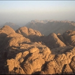 MOUNT SINAI AT DAWN