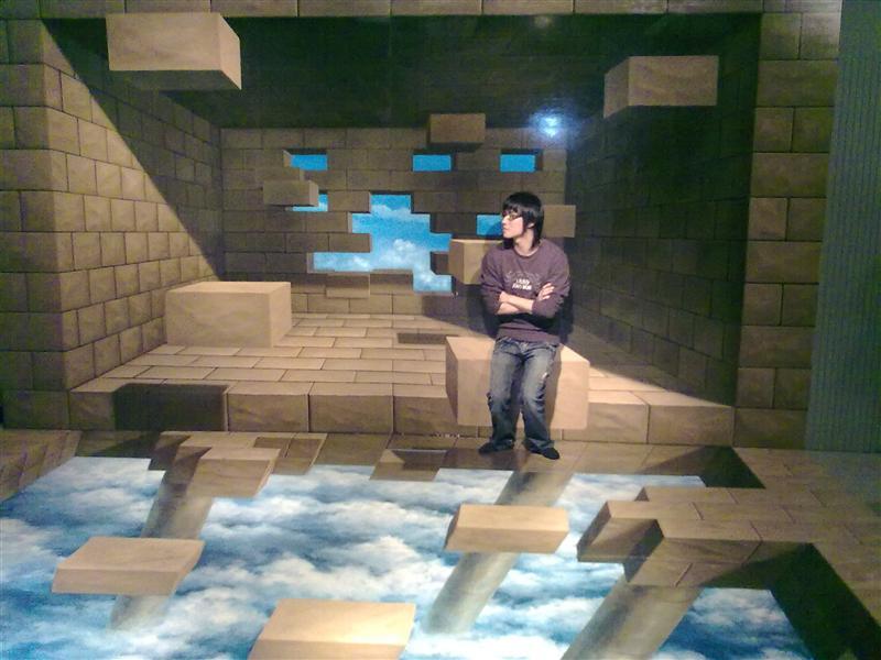 坐在雲端看世人的伊凡神仙