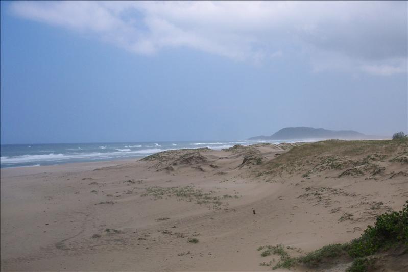 St Lucia Beach / Plage de St Lucia