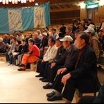 觀眾都是日本人除了我們以外