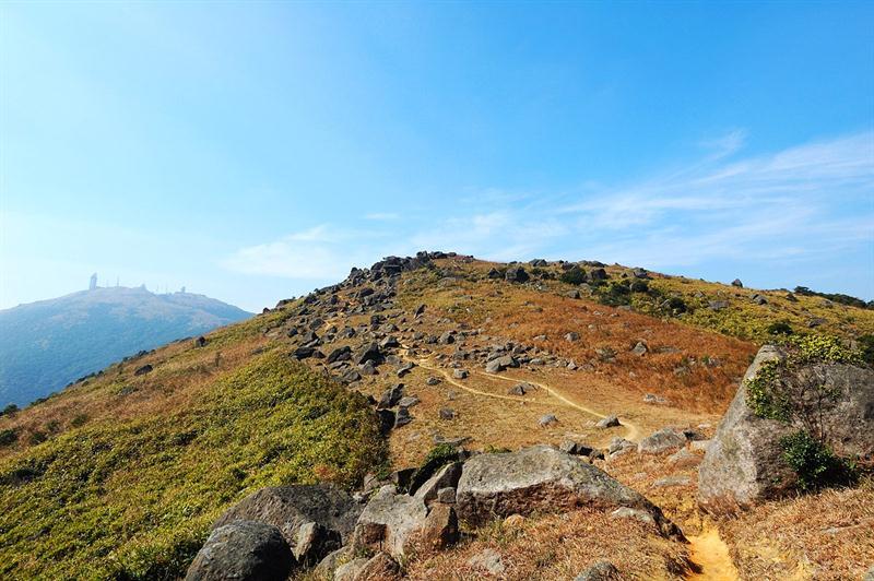 四方山Sze Fong Shan 785米