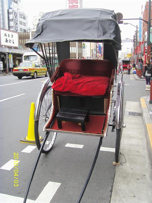淺草ㄉ人力車