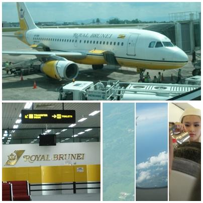 Royal Brunei yang cute, yellow diraja, n adorable aeroplane