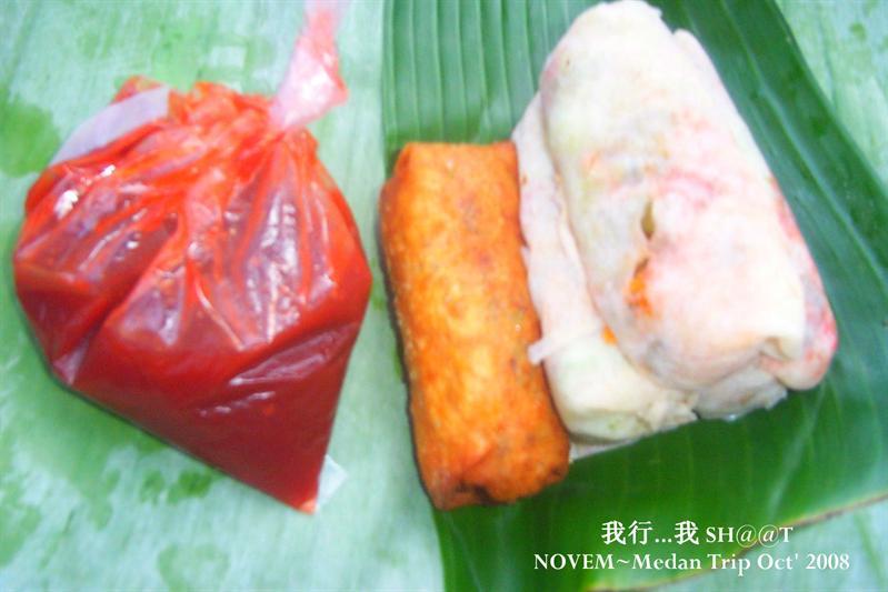 Medan有名的波饼