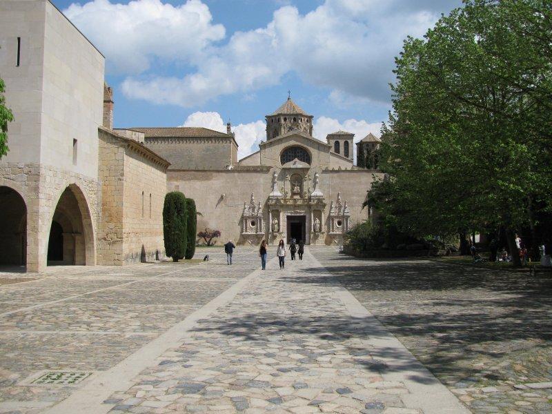 Poblet monastery ...