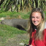 08. New Zealand - Kaikoura - breakfast with the seals!.JPG