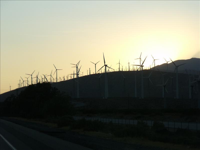 More wind farms