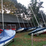 Lensbury Boathouse