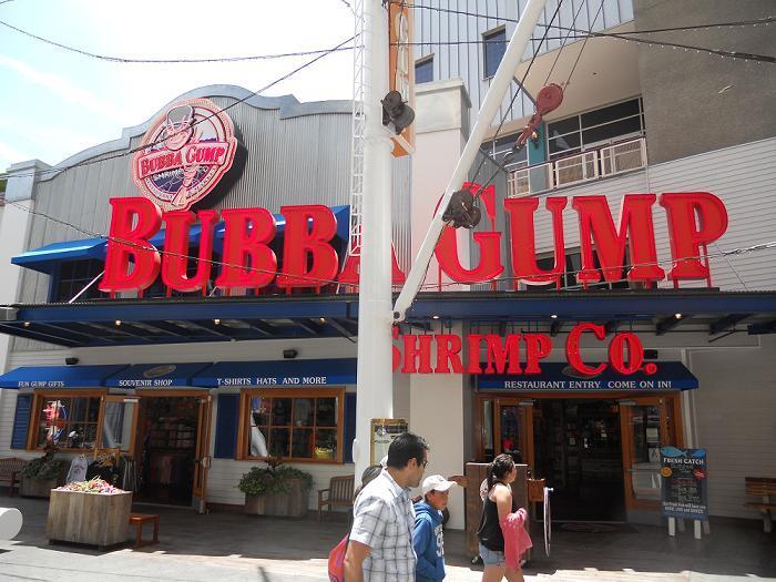 LA - Bubba Gump