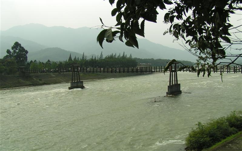 DuJiangYian,  SiChuan, China
