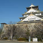 2016京阪神--大阪城