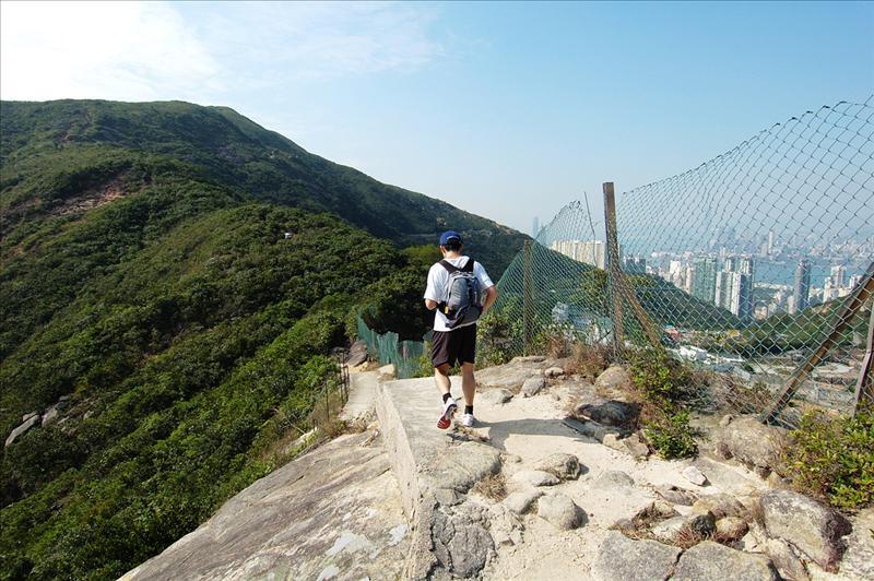 港島徑第五段 Hong Kong Trail Stage Five