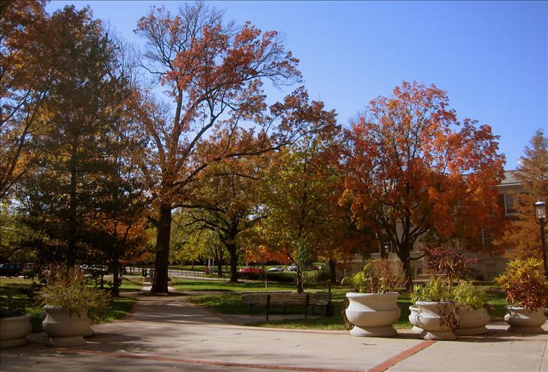 密苏里大学校园