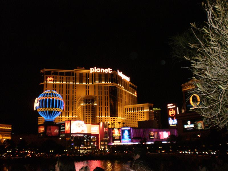 view of Planet Hollywood