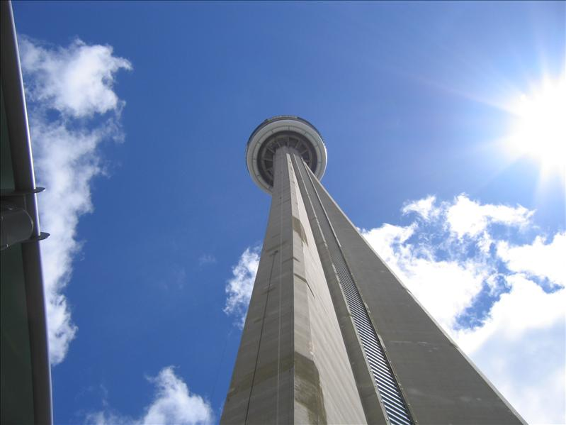 CN Tower - Toronto 1