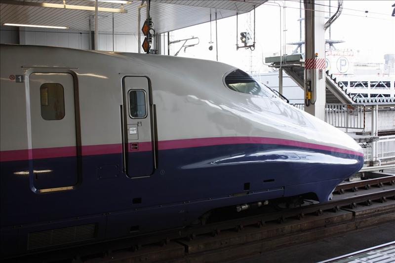 東北新幹線Hayate