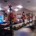 all about Halloween at Chicken Restaurant
