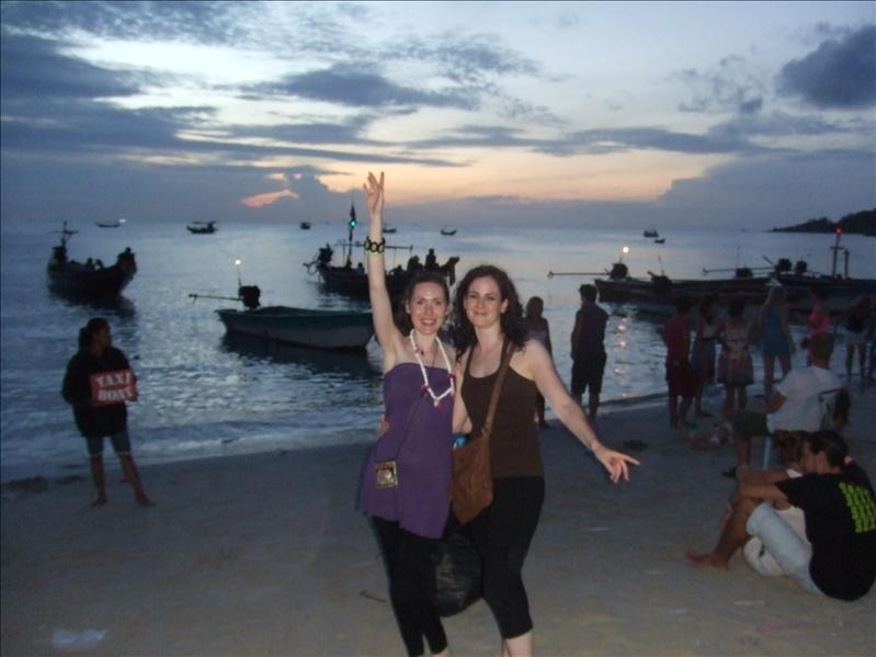 Sunrise Full Moon Party