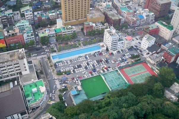 07/27 - Busan: Busan Tower -