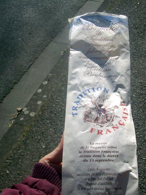 我買的麵包,一歐