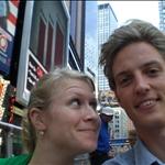 Vakantie met Ils Deel 1 (aankomst Boston en New York City)
