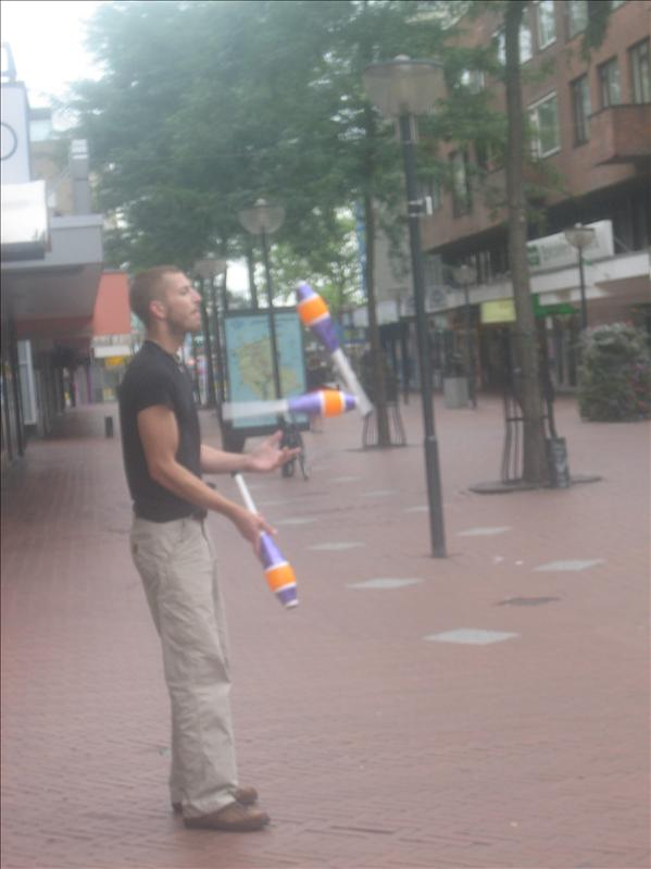 On the streets of Eindhoven