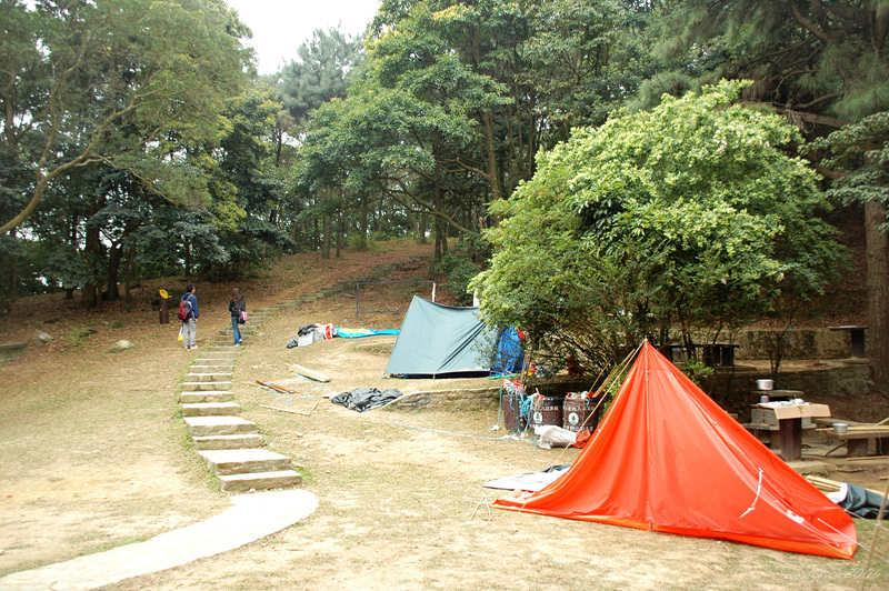 Tsuen Kam Au Camp Site 荃錦坳營地