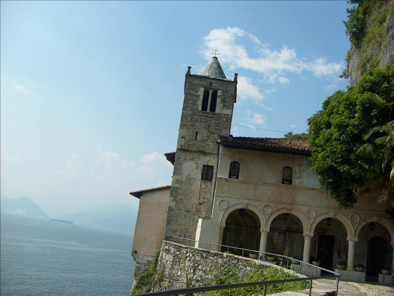 Eremo di Santa Caterina del Sasso•lago maggiore•2009