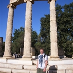 Pilars of Olympia