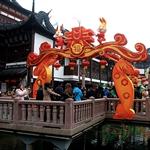 Chinese Lantern Festival, Yu Garden, Shanghai, China