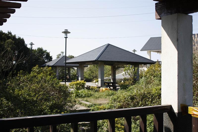 觀音山頂小公園
