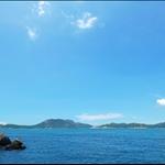 東博寮海峽及南丫島一帶景色