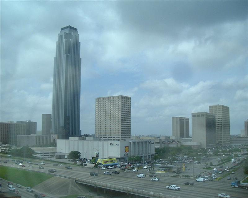 The Williams Tower (formerly the Transco Tower)