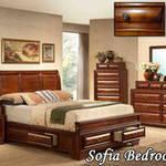 Medium Sofia Bedroom Set For Sale   Morning Furniture