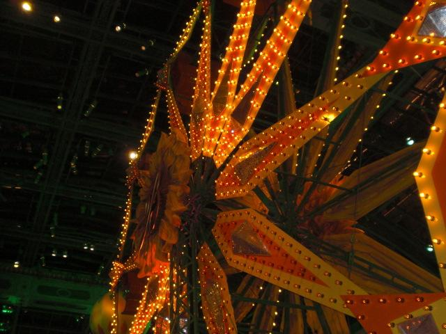 Ferris wheel @ Bellagio