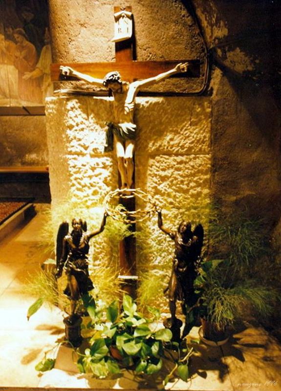Church of All Nations Gethsemane 客西馬尼萬國教堂