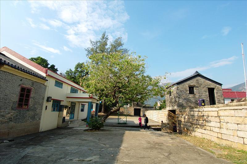 東涌砲台 Tung Chung Fort