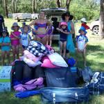 Upper colo camping
