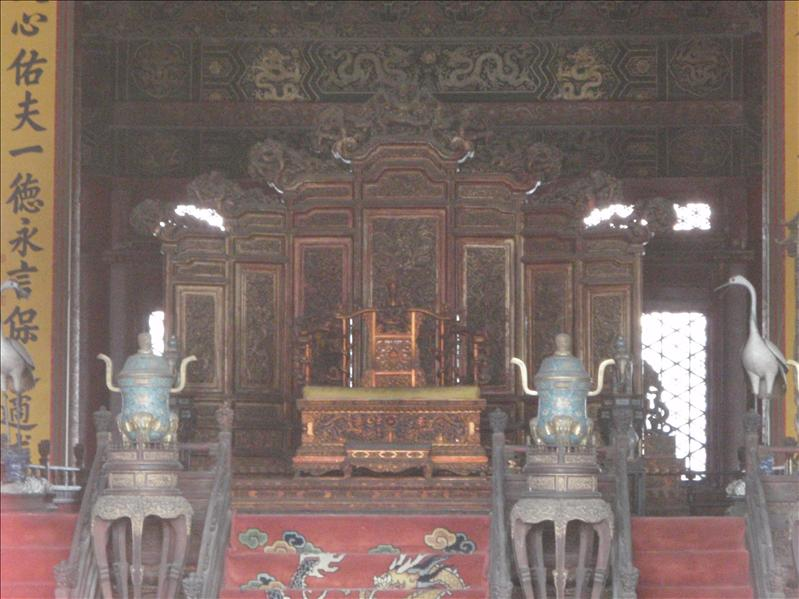 throne, forbidden palace
